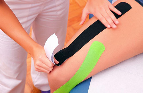 Kinesiotaping - Medical Sangallo